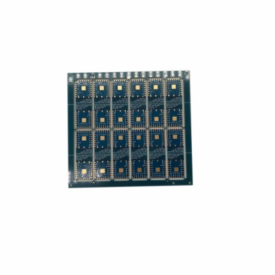 1.2mm FR4 Immersion Copper Green PCB for Electronic Product