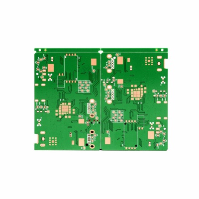 1.6mm FR4 ENIG Green PCB for Consumer electronical
