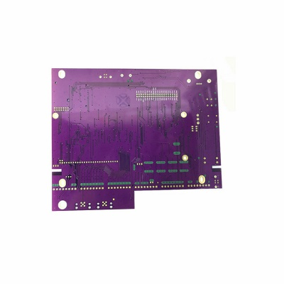 1.4mm FR4 OSP purple PCB for Consumer Electronics