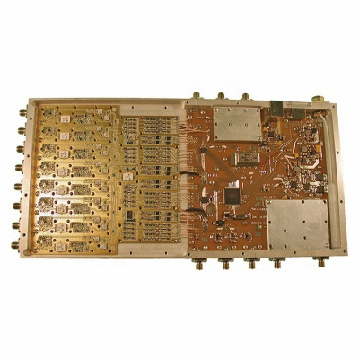 Multi-Layer LF-HASL FR4 Yellow PCB for consumer electronics