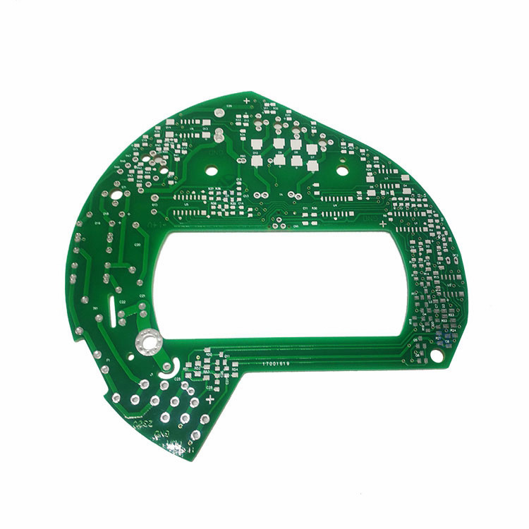 1.6mm FR4 HASL Green PCB for Electronics Device