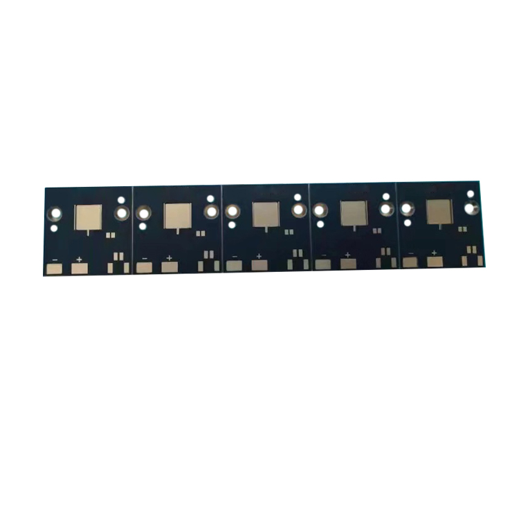 Single Side Copper HASL Copper PCB for High Teperature