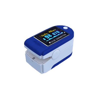 Factory Price Outlet Color Digital Finger Pulse Oximeter OLED Screen Display Oximeter Devices