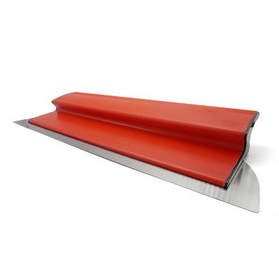 不锈钢刮板定制腻子收光刀批刀铲刀抹刀地坪漆找平工具厂家