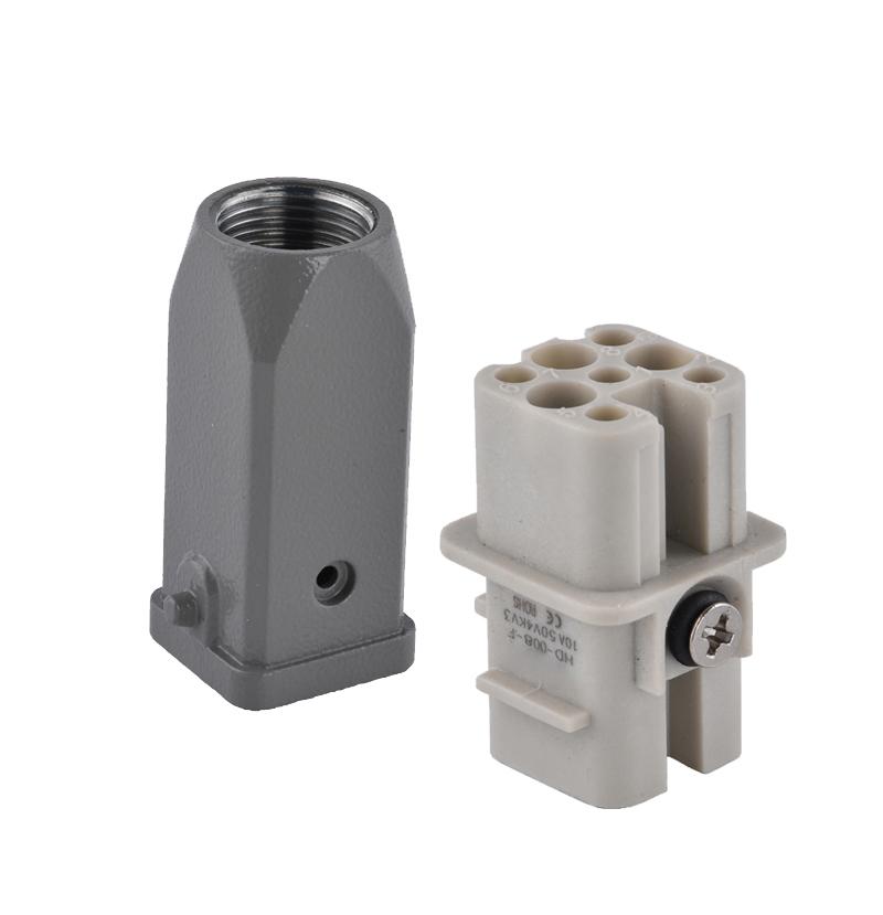 汽车高压连接器选材要求?