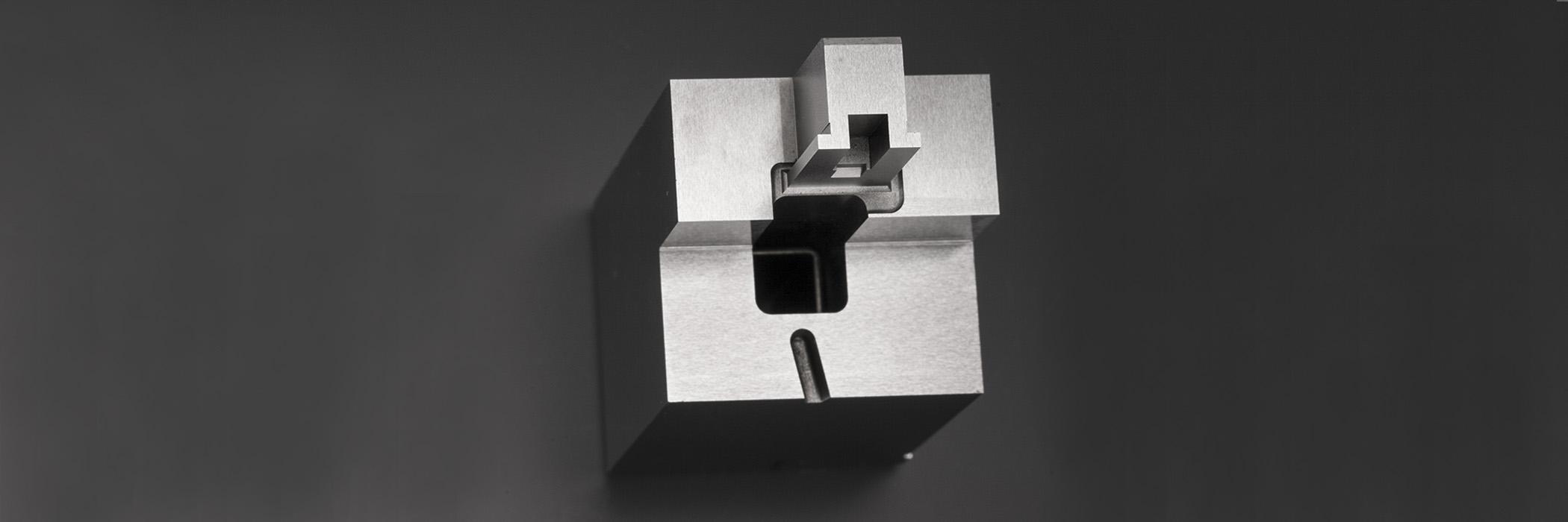 Precision mold part