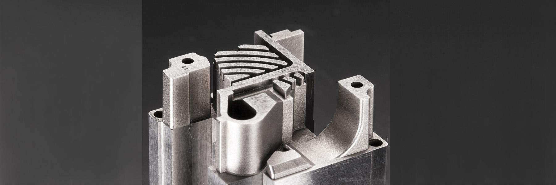 Precision mold insert