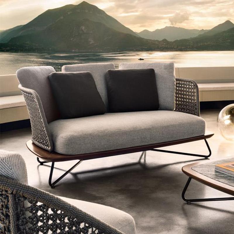 HXL-S049 户外编绳新款沙发多种组合