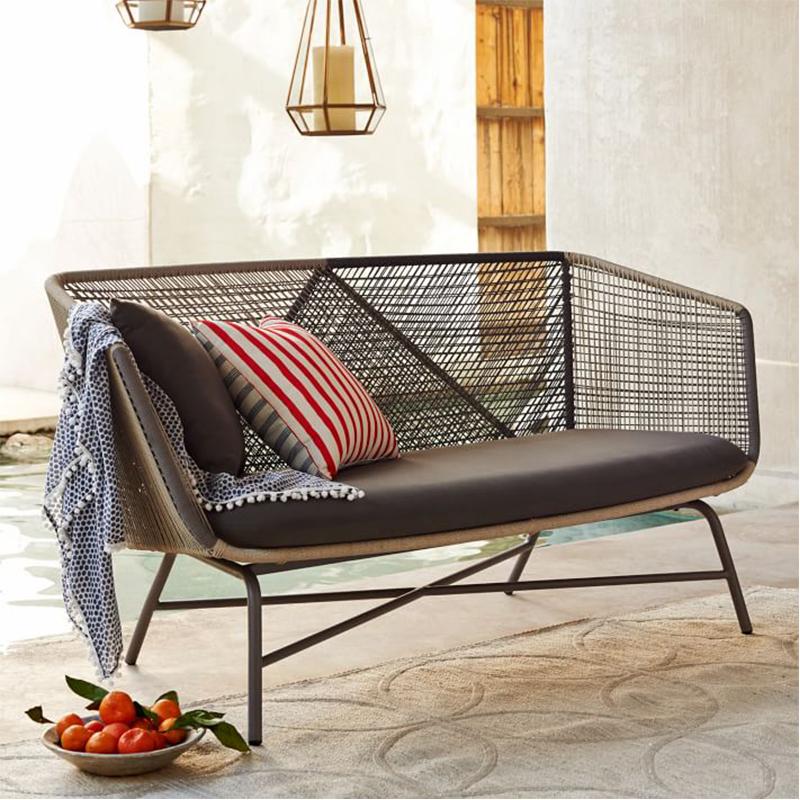 MG-S05户外编绳沙发椅子新款沙发