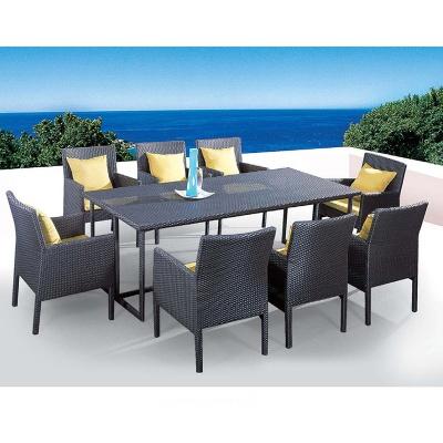 HXL-Z066休闲餐桌餐椅组合