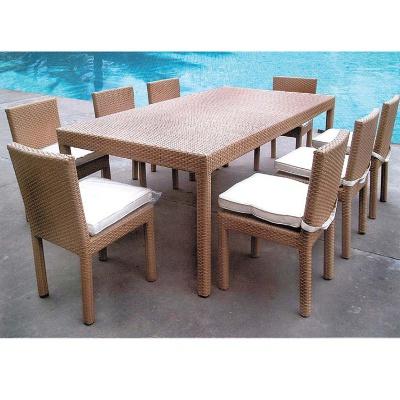 HXL-Z068餐桌椅组合休闲户外吃饭桌子