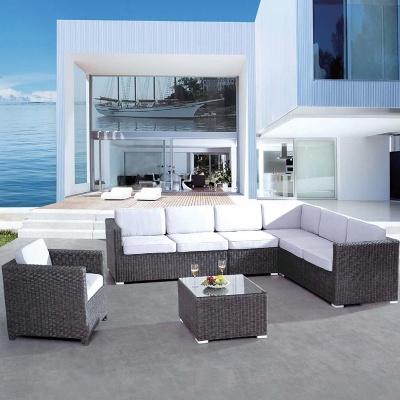 HXL-S007沙发组合休闲阳台沙发