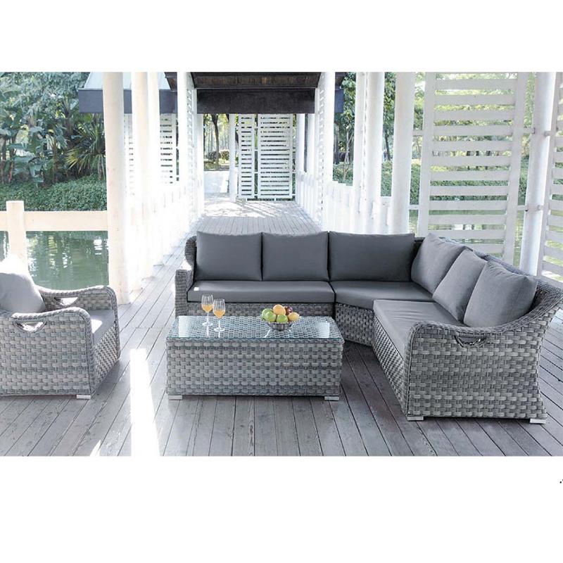HXL-S017户外休闲沙发组合阳台沙发组合