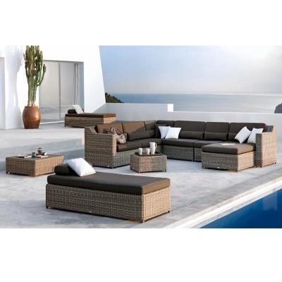 HXL-S025户外组合休闲庭院沙发