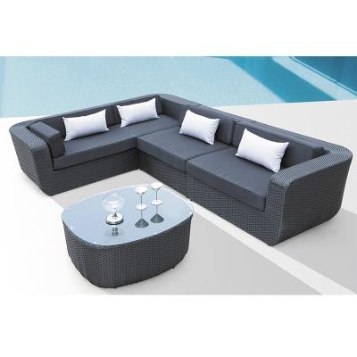 HXL-S034户外沙发休闲阳台沙发组合