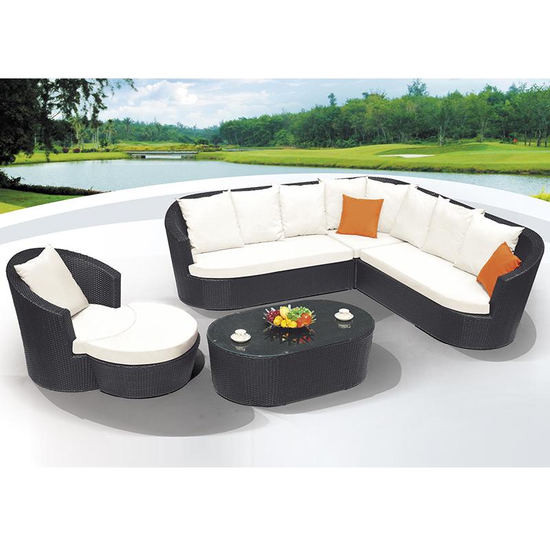 HXL-S035沙发组合多功能庭院沙发