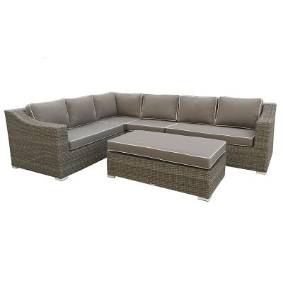 HXL-S043户外沙发庭院沙发编藤阳台沙发组合