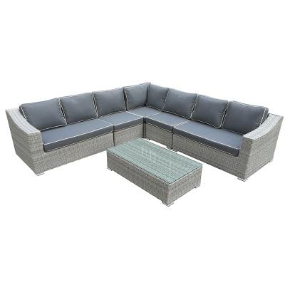 HXL-S047户外沙发办公休闲沙发庭院沙发