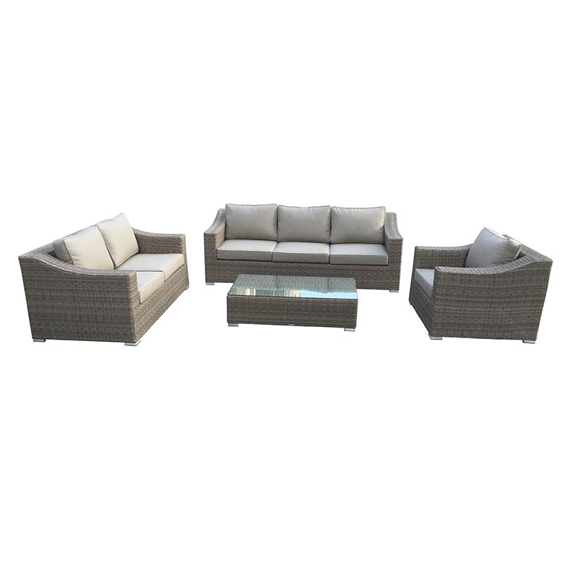 HXL-S048户外沙发休闲户外沙发组合办公沙发
