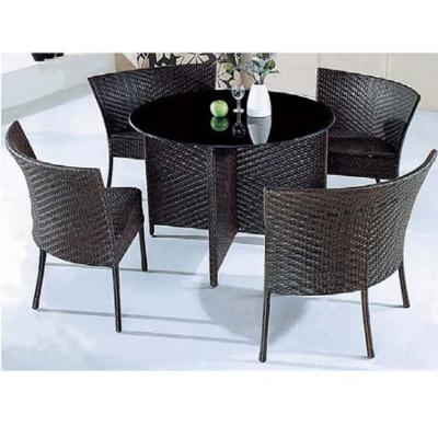 HXL-Z071户外餐桌餐椅休闲餐桌椅组合