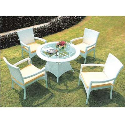 HXL-Z073户外休闲桌椅组合餐桌餐椅用餐桌子