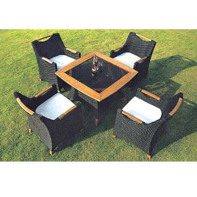 HXL-Z078餐桌餐椅吃饭桌子休闲庭院桌椅