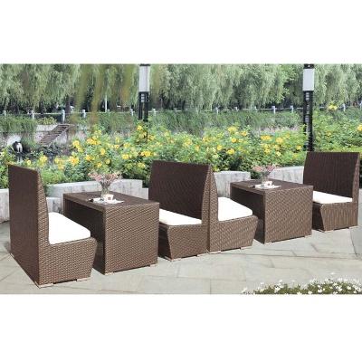 HXL-Z079卡座卡椅户外休闲餐桌餐椅