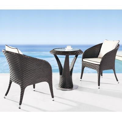 HXL-Z087餐桌餐椅休闲户外洽谈桌子组合