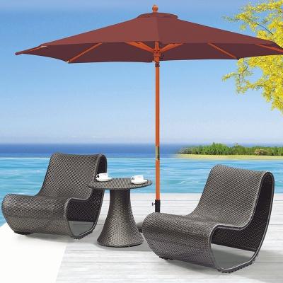 HXL-Z088餐桌餐椅休闲沙滩椅户外椅