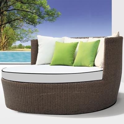 HXL-T110户外躺床休闲大圆床沙滩床