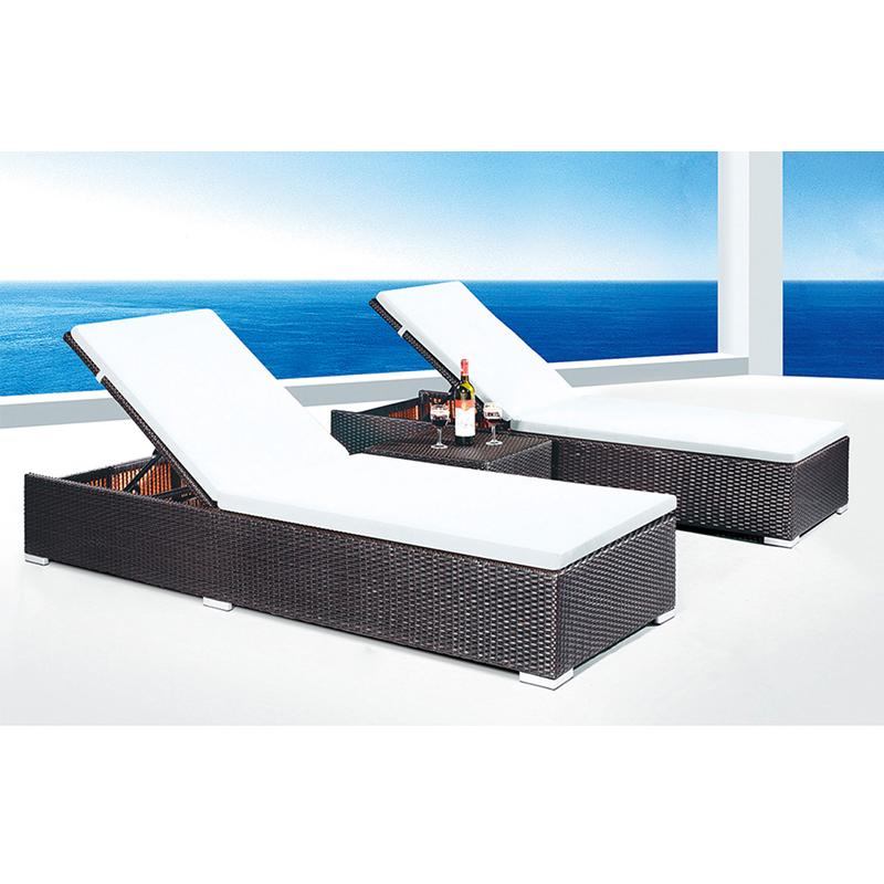 HXL-T114户外躺床休闲庭院纳凉床
