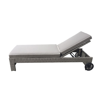 HXL-T132户外躺床休闲床阳台床