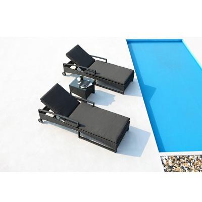 HXL-T135户外躺床休闲沙滩椅