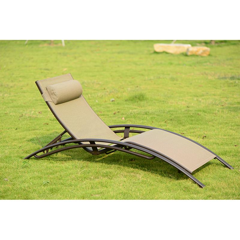 HXL-T139户外躺床休闲椅子庭院椅子