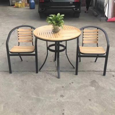 MG-Y04户外桌椅竹节椅休闲户外桌子