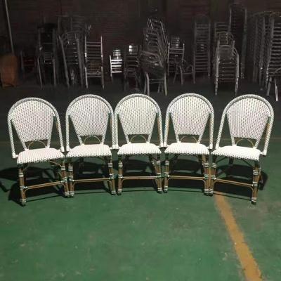 MG-Y08户外椅子休闲竹节椅餐椅