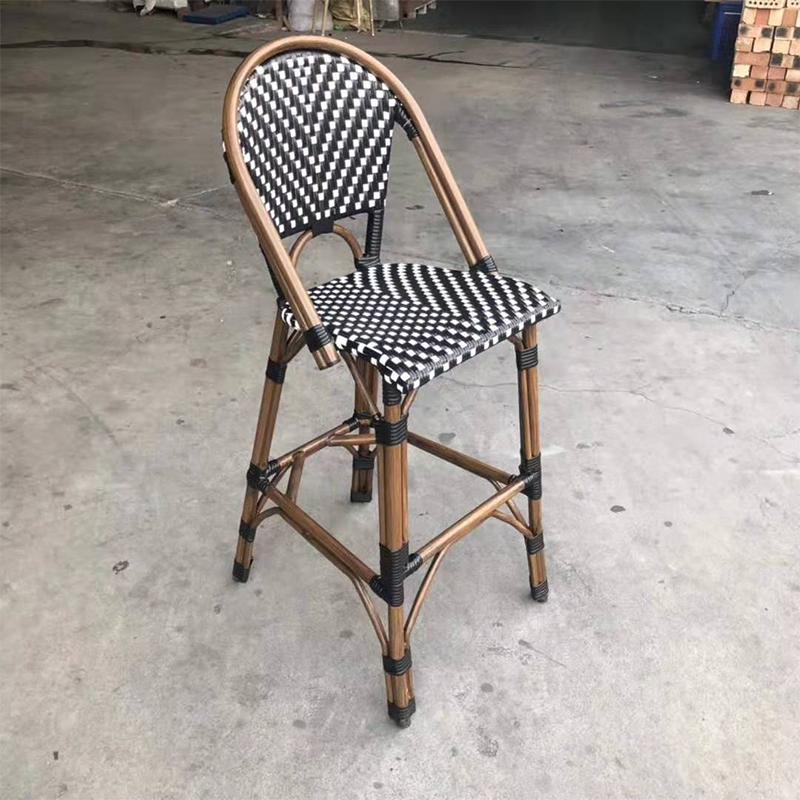 MG-Y09竹节椅休闲户外高竹节椅