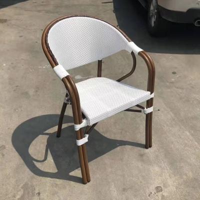 MG-Y11竹节椅休闲椅子户外餐椅