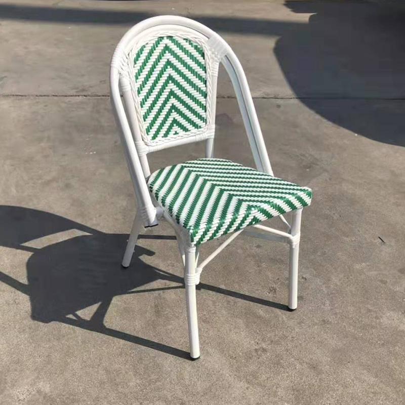 MG-Y13竹节椅餐椅户外休闲椅子