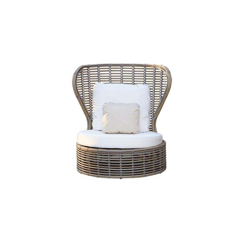 MG-Y14戶外沙發休閑藤椅個性靠背單椅藤編茶幾