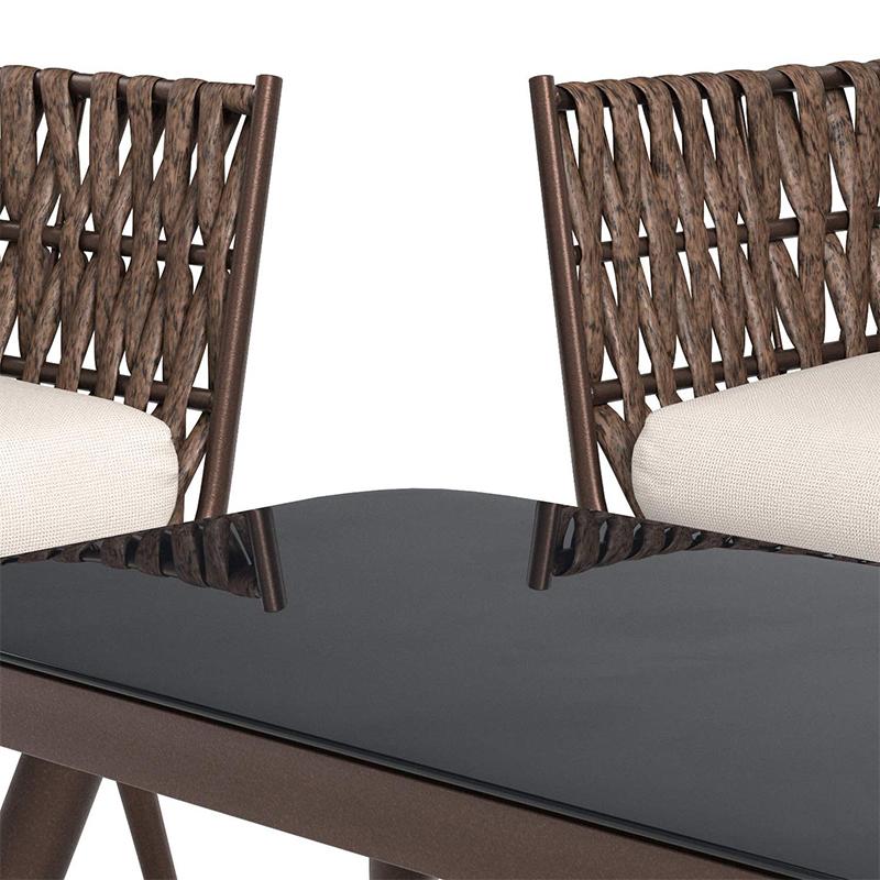 MG-SA01户外沙发编绳新款庭院沙发