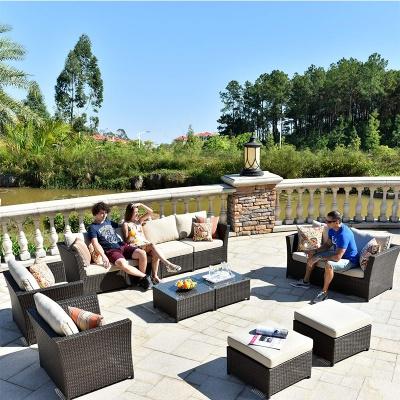 MG-SA02户外沙发组合多种阳台沙发