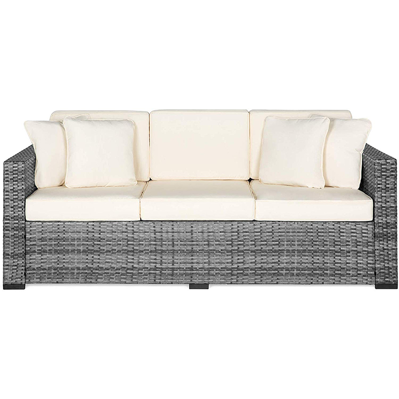 MG-SA05编藤沙发户外休闲沙发组合