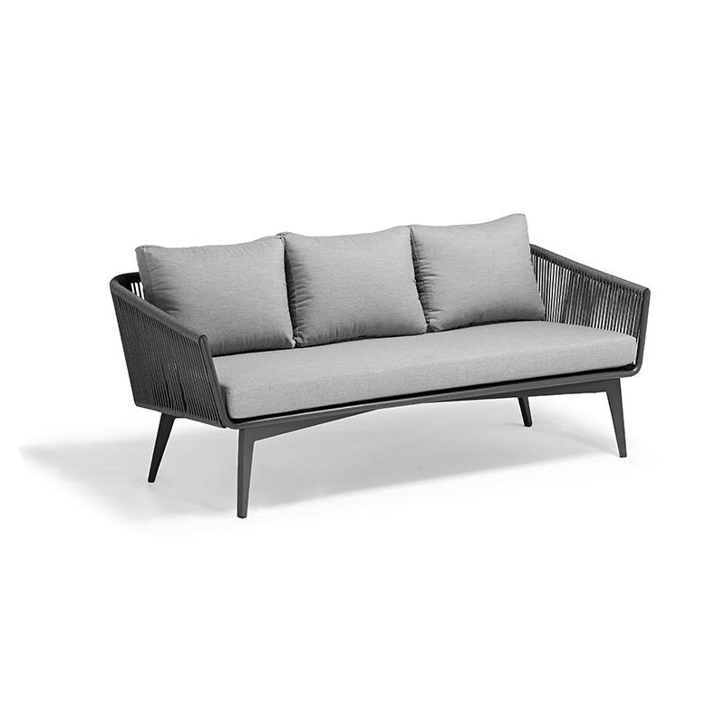 HXL-S060户外编绳沙发休闲沙发组合