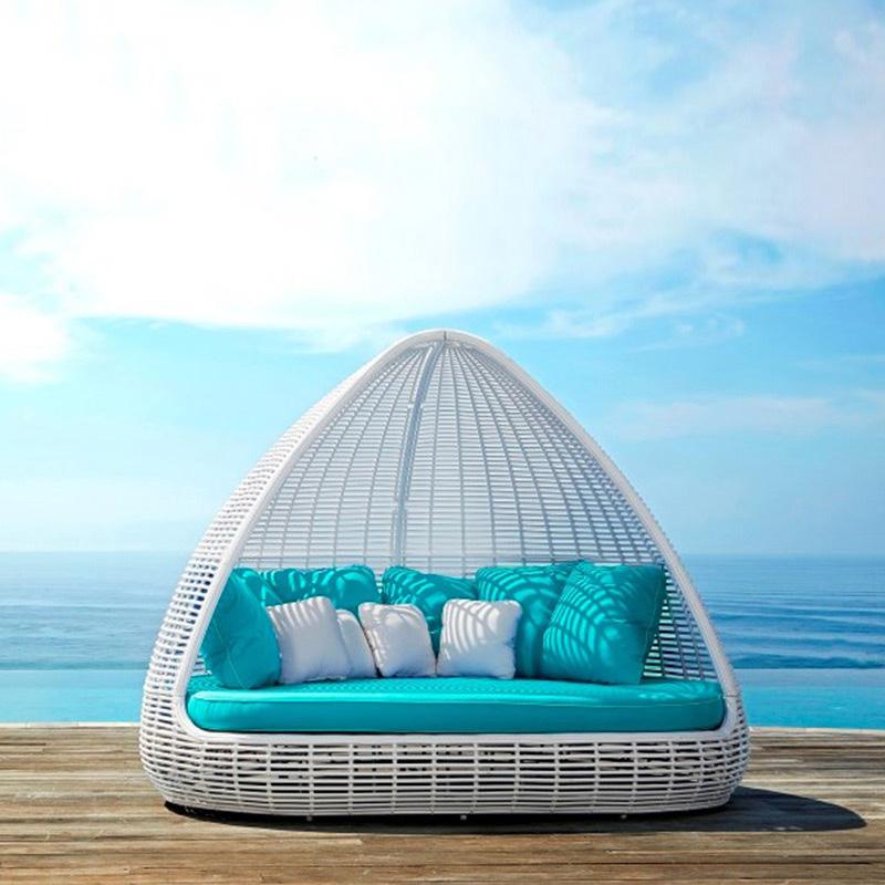 MG-T01鸟巢床创意床鸟笼休闲沙滩庭院花园室内