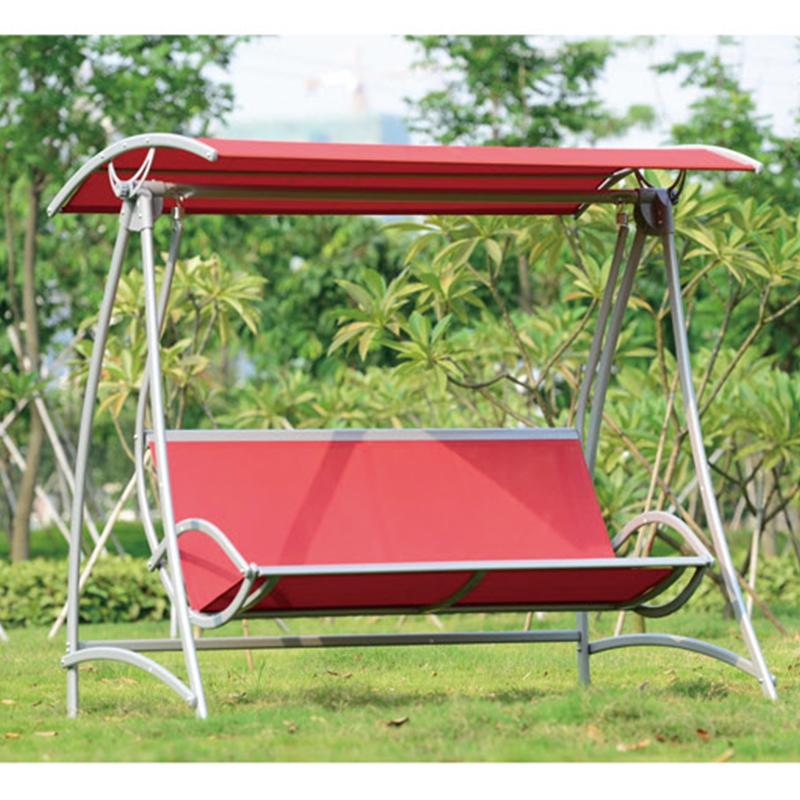 HXL-D143户外秋千休闲吊篮公园椅子