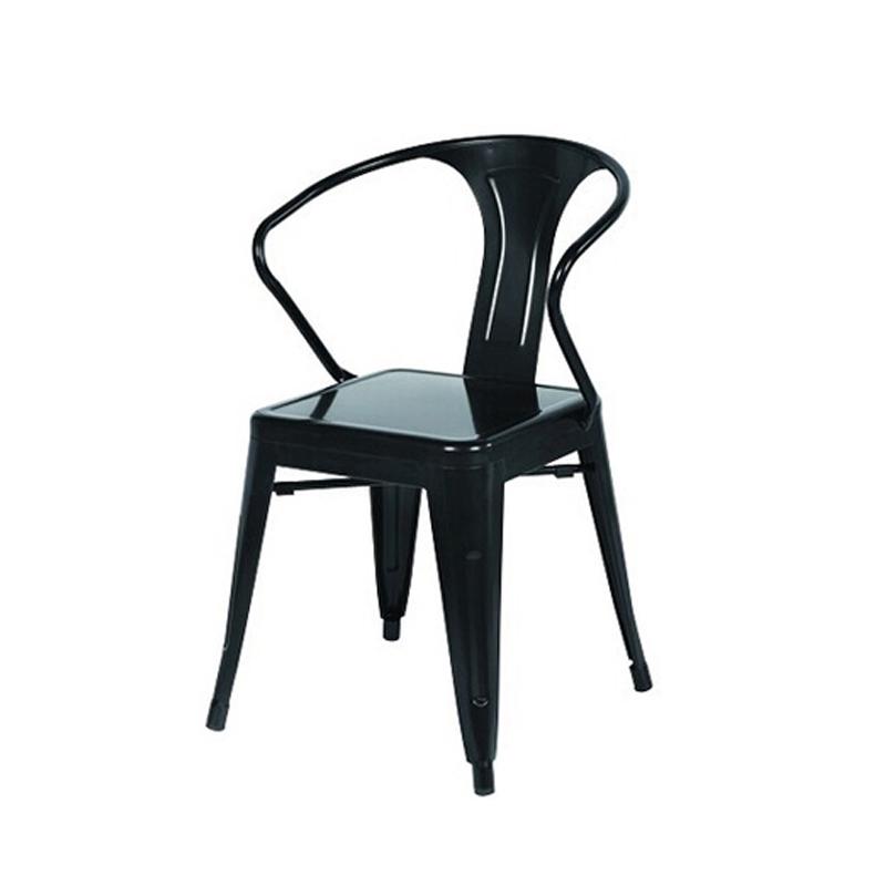 HXL-183椅子休闲户外铁艺椅子