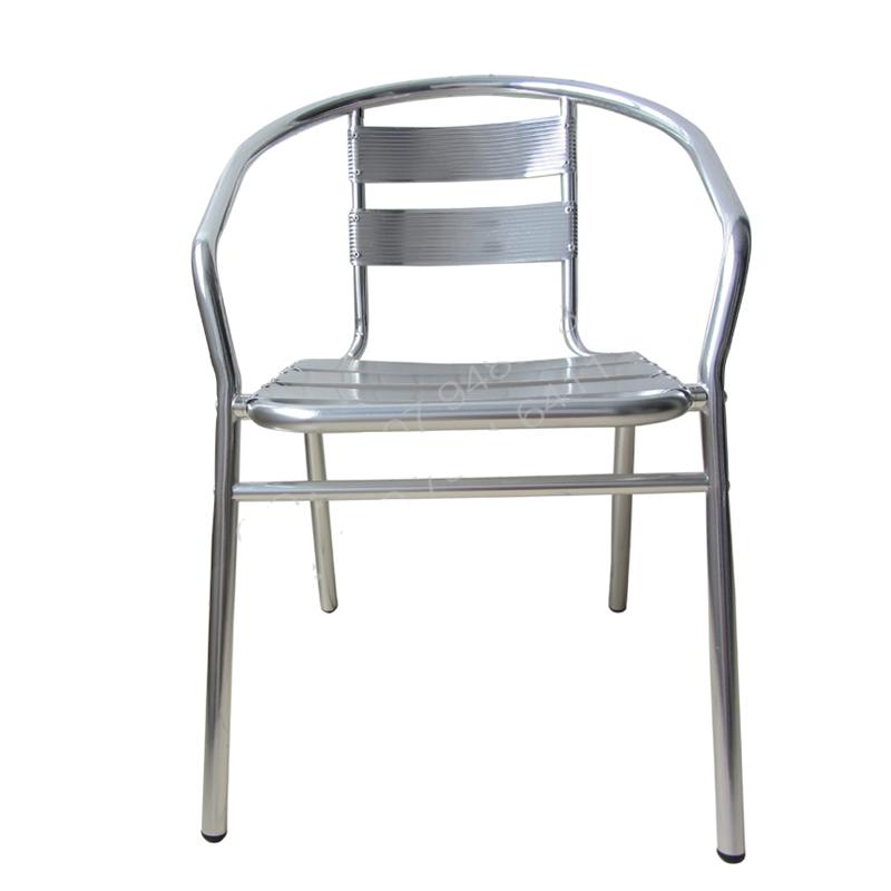 HXL-195椅子休闲户外铝制椅子不锈钢椅子