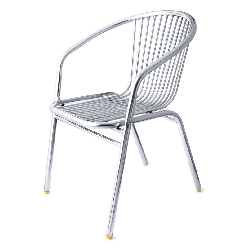 HXL-198椅子休闲户外有椅子铝合金餐厅椅