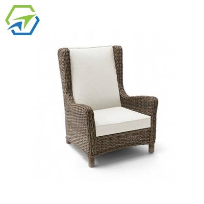 MG-S04 编藤沙发高背户外沙发 桌椅套装